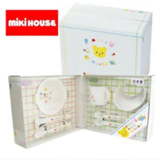 ミキハウス(mikihouse)のミキハウス 離乳食食器セット(離乳食器セット)