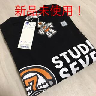 ジーユー(GU)の新品未使用!即完スタジオセブンtシャツ(Tシャツ/カットソー(半袖/袖なし))