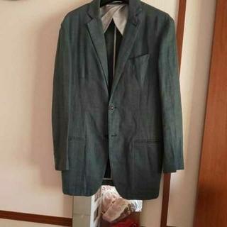 アルマーニ コレツィオーニ(ARMANI COLLEZIONI)のARMANI麻のジャケット(テーラードジャケット)