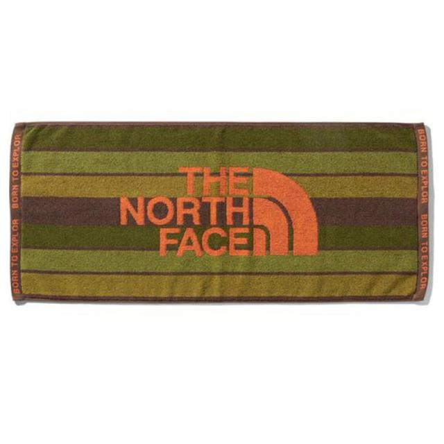THE NORTH FACE(ザノースフェイス)のくみんちゅさん専用 THE NORTH FACE 19ss フェイスタオル メンズのメンズ その他(その他)の商品写真