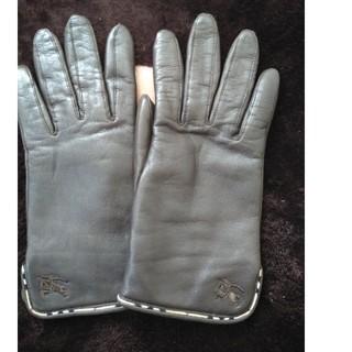 バーバリー(BURBERRY)のバーバリー★レディース★手袋(手袋)