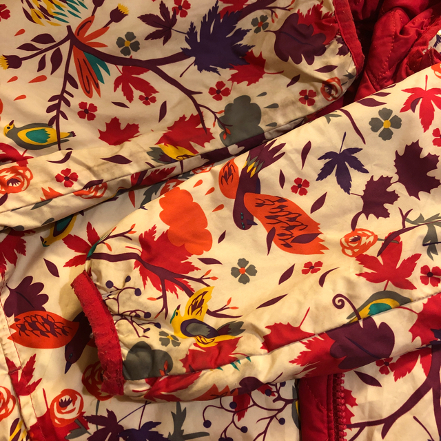 patagonia(パタゴニア)のパタゴニア・キッズ・リバーシブルジャケット キッズ/ベビー/マタニティのベビー服(~85cm)(ジャケット/コート)の商品写真