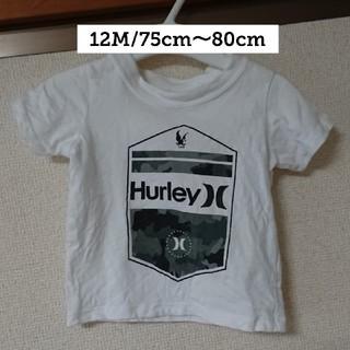 ハーレー(Hurley)のハーレー☆半袖Tシャツ75cm~80cm(Tシャツ)