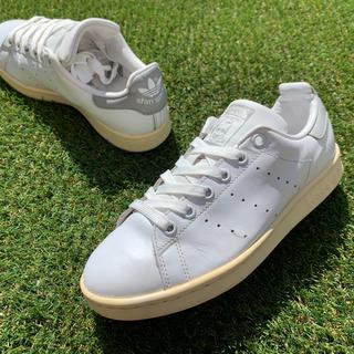 アディダス(adidas)の美品23 adidas STANSMITH アディダス スタンスミス a859(スニーカー)