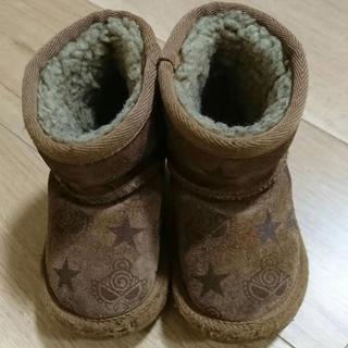 ヒステリックミニ(HYSTERIC MINI)のヒステリックミニ  ムートン ブーツ(ブーツ)