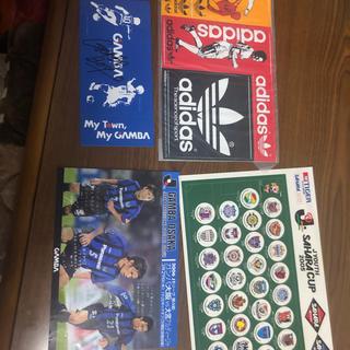 アディダス(adidas)のサッカー シール ガンバ大阪(応援グッズ)
