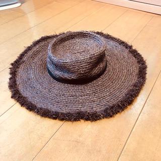 ルームサンマルロクコンテンポラリー(room306 CONTEMPORARY)のroom306  ラフィア帽子(麦わら帽子/ストローハット)