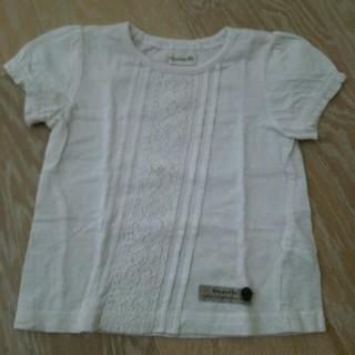 ビケット(Biquette)のキムラタン ビケット💜ナチュラル Tシャツ💜80(Tシャツ)
