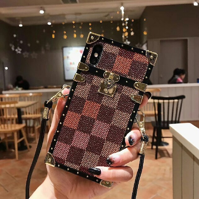 iphone8 ケース ヴィトン コピー | LOUIS VUITTON -  LV携帯ケース iphonecaseアイフォンケースの通販 by 内海 w's shop|ルイヴィトンならラクマ