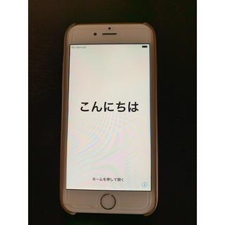 iphone6 64ギガバイト(スマートフォン本体)