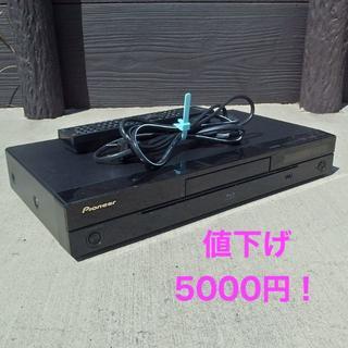 パイオニア(Pioneer)のパイオニアBDP-330 DVD/BD プレイヤー 中古品(ブルーレイプレイヤー)