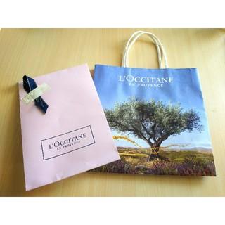 ロクシタン(L'OCCITANE)のロクシタンショップ袋&ギフト袋(ショップ袋)