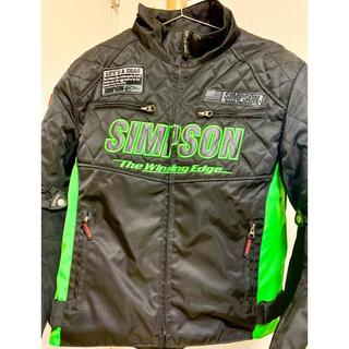 シンプソン(SIMPSON)のシンプソン バイクジャケット(ライダースジャケット)