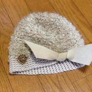 ドゥーズィエムクラス(DEUXIEME CLASSE)のHitomi Shinoyama ニット帽(ニット帽/ビーニー)