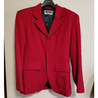 e692457a4d6d8 ミチコロンドン(MICHIKO LONDON)のミチコロンドン スーツ 赤(スーツ)