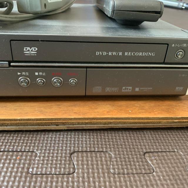 SHARP(シャープ)のSHARP DV-HRD20デジタルハイビジョンレコーダー  スマホ/家電/カメラのテレビ/映像機器(DVDレコーダー)の商品写真
