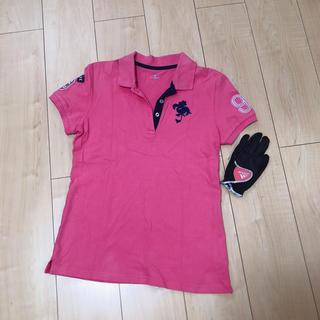 キスマーク(kissmark)のゴルフウェア kissmark ポロシャツ(ウエア)