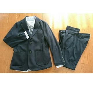 ユニクロ(UNIQLO)のユニクロ スーツ 4点セット(ドレス/フォーマル)