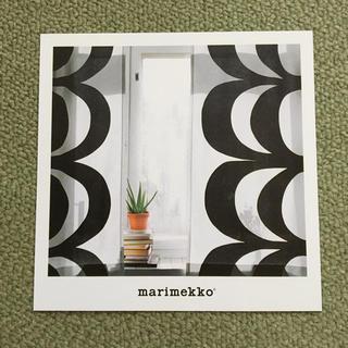 マリメッコ(marimekko)のマリメッコ  marimekko カード ポストカード インテリア 写真(カード/レター/ラッピング)