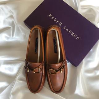 ラルフローレン(Ralph Lauren)のRALPH LAUREN ラルフローレン ローファー (ドライビングシューズ )(ローファー/革靴)