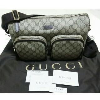 bedd9e02a747 グッチ(Gucci)のグッチ/GUCCI/GGスプリーム/ショルダーバック/メッセンジャー