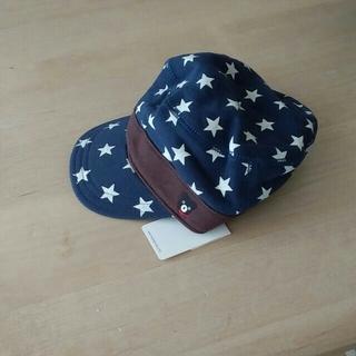 DOUBLE.B - 未使用タグ付き⭐ダブルビー 帽子 M
