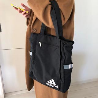 アディダス(adidas)のアディダスナイロン手さげ(トートバッグ)