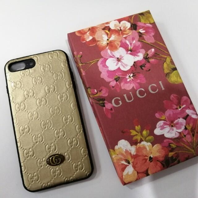 iphone7 ケース 人気 女子 / Gucci - GUCCI グッチ iPhone7Plus ケースの通販 by カシワギ's shop|グッチならラクマ
