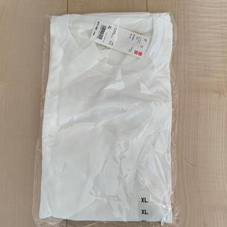 ユニクロ(UNIQLO)のUNIQLO ソフトタッチクルーネック 長袖(Tシャツ/カットソー(七分/長袖))