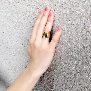 真鍮  リング  指輪 No.36(リング(指輪))