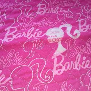 バービー(Barbie)の*バービー キルト ハギレ 生地*送料込み(生地/糸)