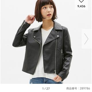 ジーユー(GU)のY様専用(ライダースジャケット)