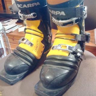 スカルパ(SCARPA)のスカルパ T1 テレマーク テレマークスキー スキー ブーツ scarpa(ブーツ)