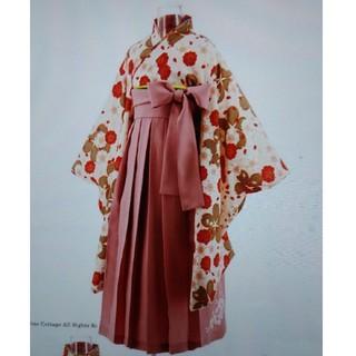キャサリンコテージ(Catherine Cottage)の着物、袴、帯セット(和服/着物)