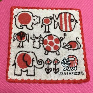 リサラーソン(Lisa Larson)の【新品】リサラーソン ベビーマイキー ミニタオル(タオル/バス用品)