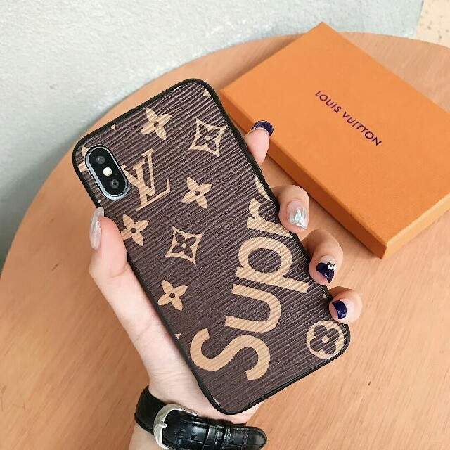 LOUIS VUITTON - 新品!LV携帯ケース iphoneアイフォンケースLOUIS VUITTONの通販 by halukuyitaka's shop|ルイヴィトンならラクマ