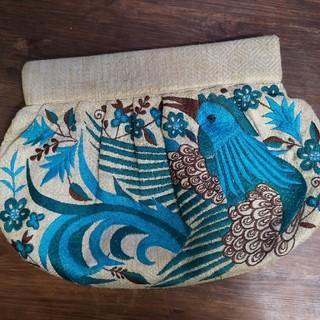チチカカ(titicaca)の刺繍クラッチバック MOYNA(クラッチバッグ)