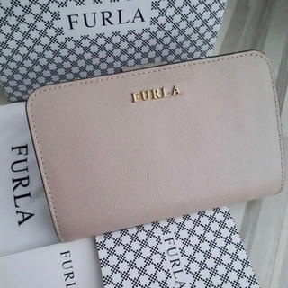 abc8cb925641 Furla - フルラ FULRA 財布 2つ折り財布 バビロン ベージュ
