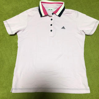 アディダス(adidas)のゴルフ ポロシャツ(ポロシャツ)