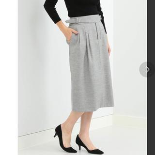 デミルクスビームス(Demi-Luxe BEAMS)のデミルクスビームス スカート 34(ひざ丈スカート)