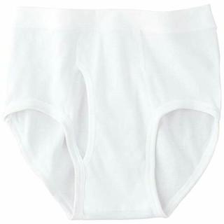 セシール(cecile)の[セシール] メンズ 下着 ブリーフ 綿100% 5枚組セット 前開き S~5L(トランクス)