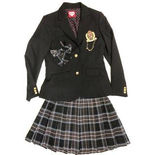01272c98d5471 ベルメゾン(ベルメゾン)の卒業 入学 お出掛け 女の子 スーツ 155 表示は165(