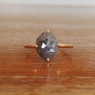 ナチュラルグレーダイヤモンド★リング★2.079ct (リング(指輪))