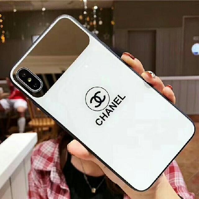 iphone7 ケース ペア | CHANEL - CHANEL 新品! 携帯ケースの通販 by オクムラ ショウジロウ's shop|シャネルならラクマ
