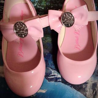 ディズニー(Disney)の子供フォーマル靴 ビビィバビディブティック(フォーマルシューズ)