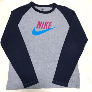 ナイキ(NIKE)のほぼ未使用 NIKE ラグラン(Tシャツ(長袖/七分))