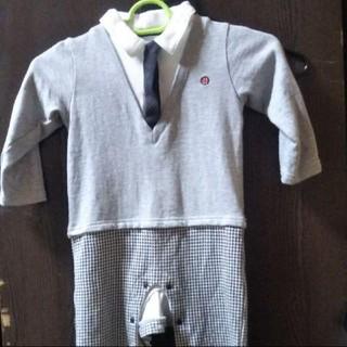 ニシマツヤ(西松屋)のフォーマルロンパース(ドレス/フォーマル)