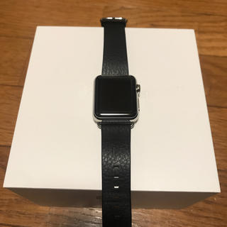 アップルウォッチ(Apple Watch)のapple watch series 1(腕時計(デジタル))