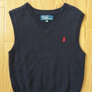 ポロラルフローレン(POLO RALPH LAUREN)のラルフローレン 紺色 ベスト サイズ100(ドレス/フォーマル)