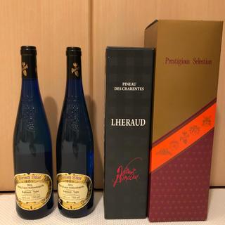 ピーロード 白赤デザートワイン4本セット(ワイン)
